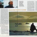 TERRE SAUVAGE Magazine - prisonniers des glaces [7/7]