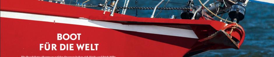 Yacht 15-2012 Boot für die Welt