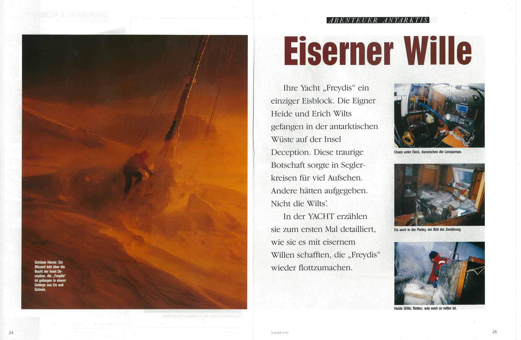 Eiserner Wille