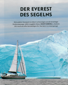 "Jimmy Cornell ""Der Everest des Segelns"""