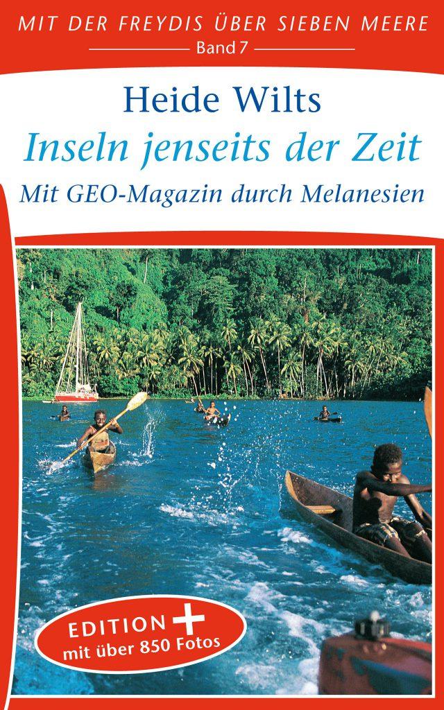 Buch: Inseln jenseits der Zeit (Band 7)