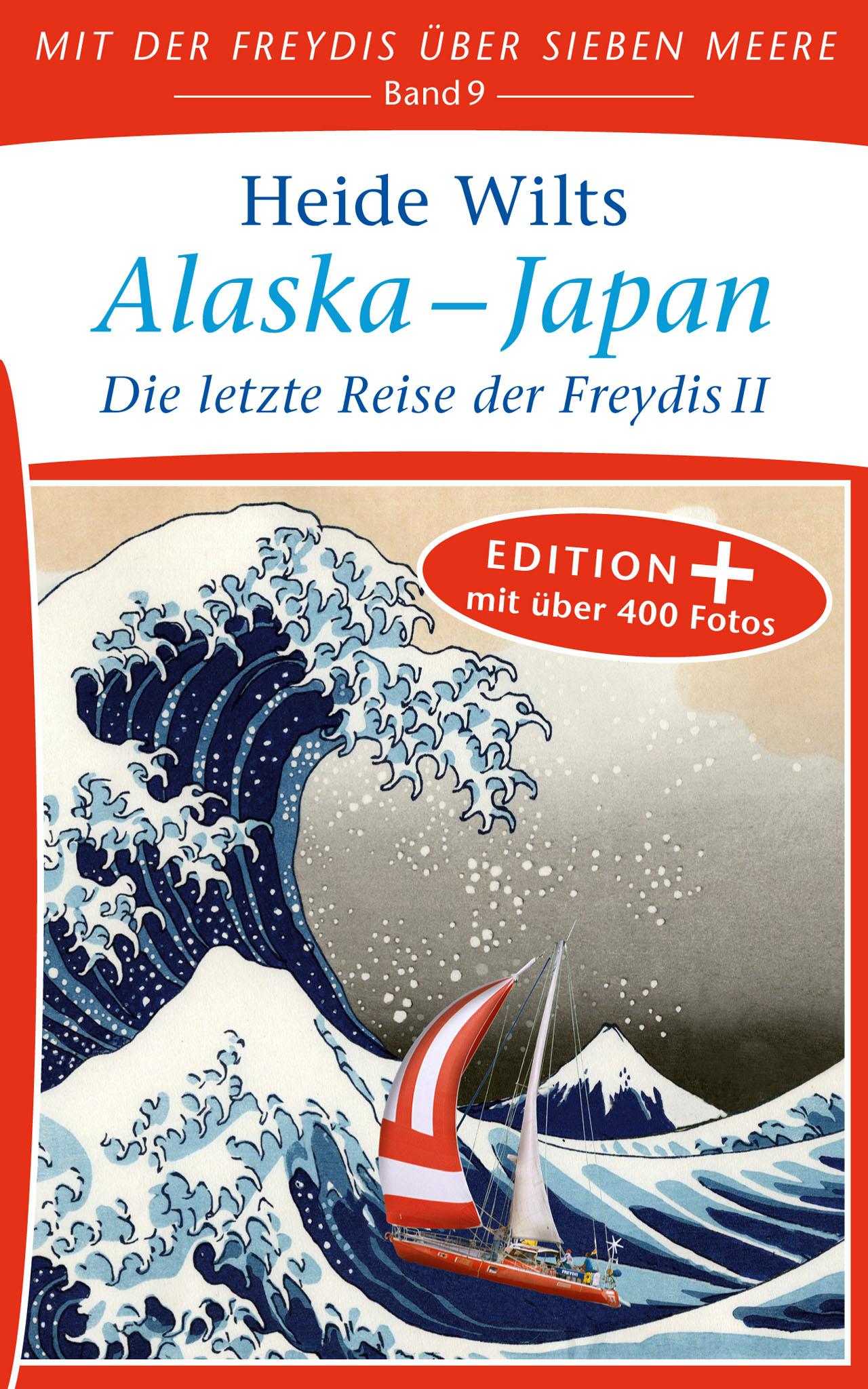 Buch: Alaska – Japan (Band 9)