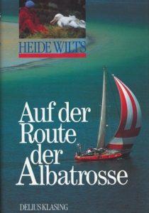 Cover: Auf der Route der Albatrosse