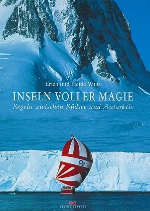 Cover Bildband: Inseln voller Magie