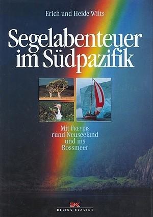 Cover Bildband: Segelabenteuer im Südpazifik
