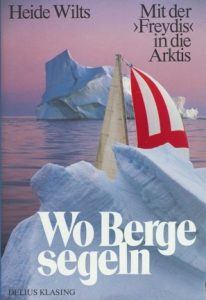 Cover: Wo Berge segeln