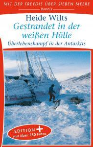 Buch: Gestrandet in der weißen Hölle (Band 3)